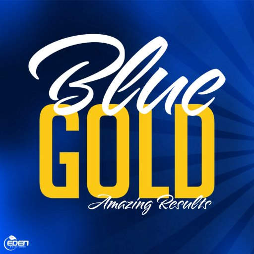 Eden Blue Gold
