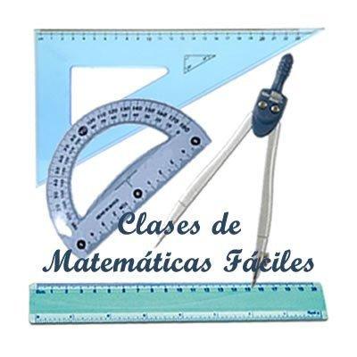 Clases Matemáticas Fáciles