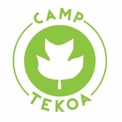 Camp Tekoa logo