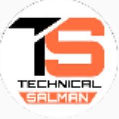 Technical Salman (@TechnicalSalma1) | Twitter