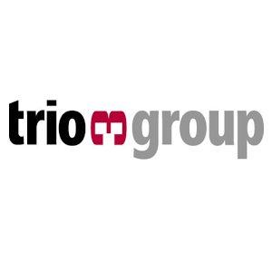Imagini pentru trio group logo