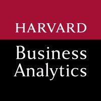 Harvard Business Analytics Program