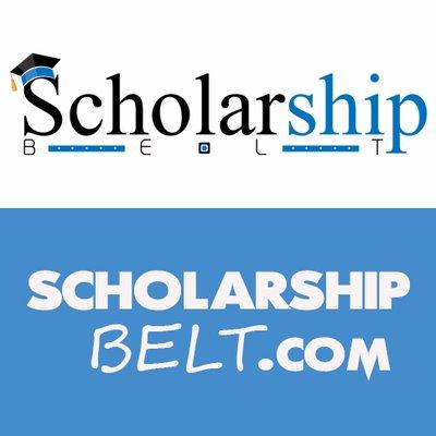 Scholarship Belt on Twitter: