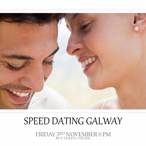 Galway Speed Dating Ages 35 - 45 Tickets, Mon 27 Jan 2020