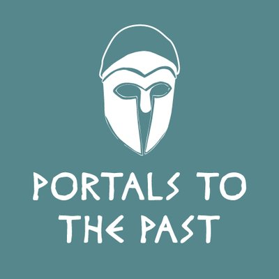 Image result for portals to the past logo