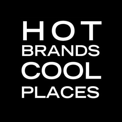 HotBrandsCoolPlaces | Social Profile