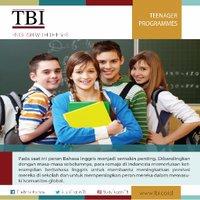 Study English at TBI