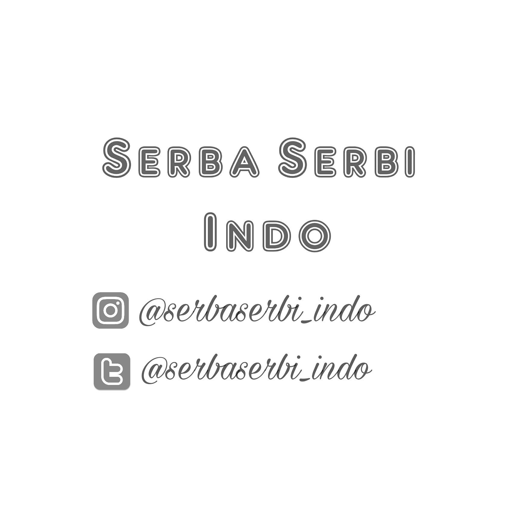 Serba Serbi Indo