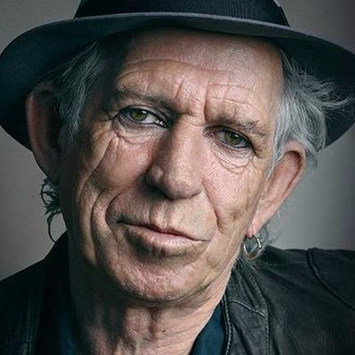 Keith Richards (@officialKeef) | Twitter