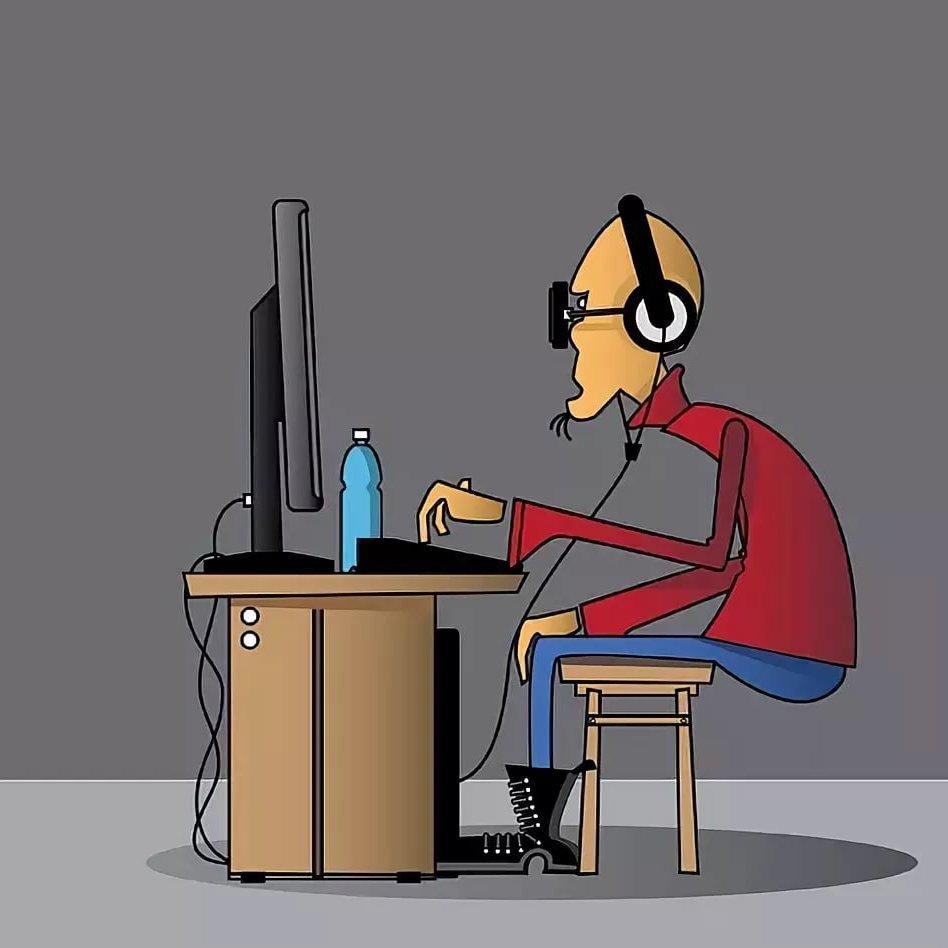 Смешная картинка про программистов