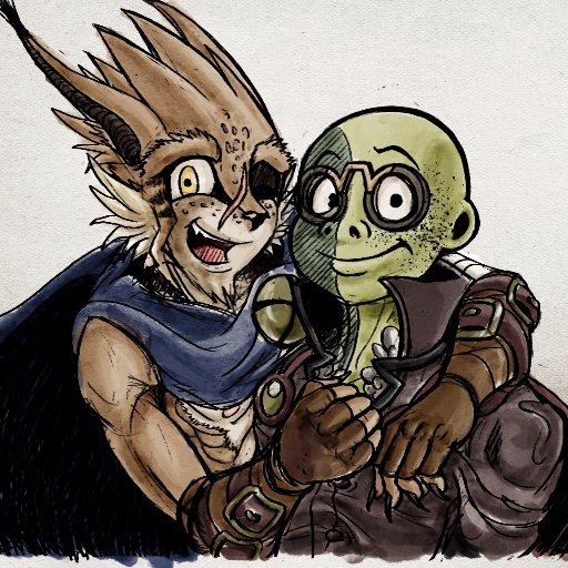 The Edenspell Comic