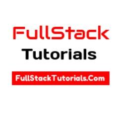 Full Stack Tutorials