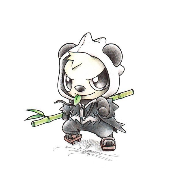 Panndor On Twitter Battleborn Still No Badass Panda