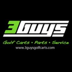 3 Guys Golf Carts on Twitter: