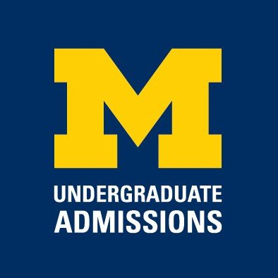 u m admissions umichadmissions twitter u m admissions