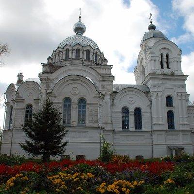 Воскресенский храм (старый) г. Вичуга (@VoskresenCerkov)