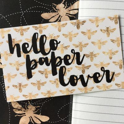 hello paper lover on twitter sticker stickers stickers may