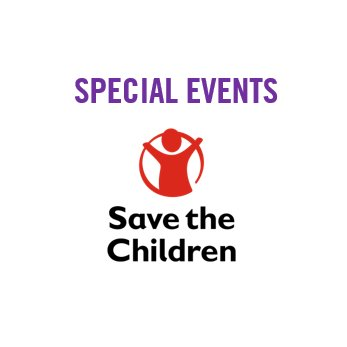 Save Special Events