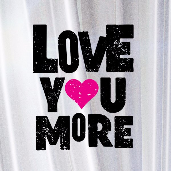 I love u more song
