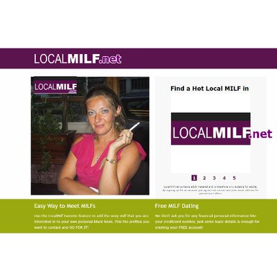 You free milf dating local accept
