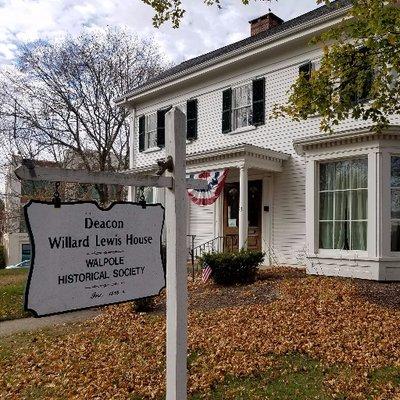 Walpole History