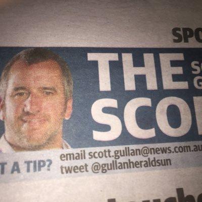 Scott Gullan on Muck Rack