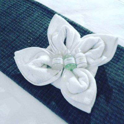 Towel Origami Training Towelorigamiza Twitter