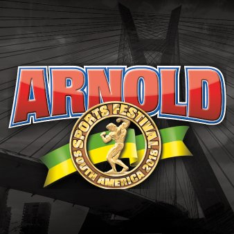 cf7fdb66fa Arnold Sports Festival South America on Twitter