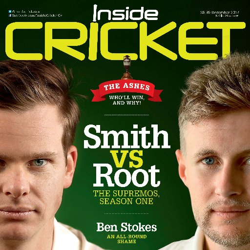 Inside Cricket Mag Social Profile