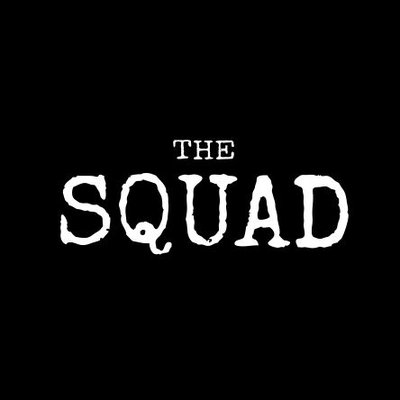The SQUAD on Twitter: