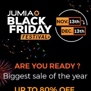 Jumia Black Friday Blackjumia Twitter