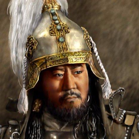 genghis khan temujin theghenghiskhan twitter
