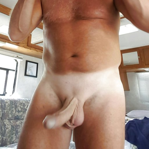 Straight daddy cock