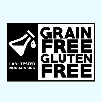 Grain Free Gluten Free Certification (@grainfreecert) | Twitter