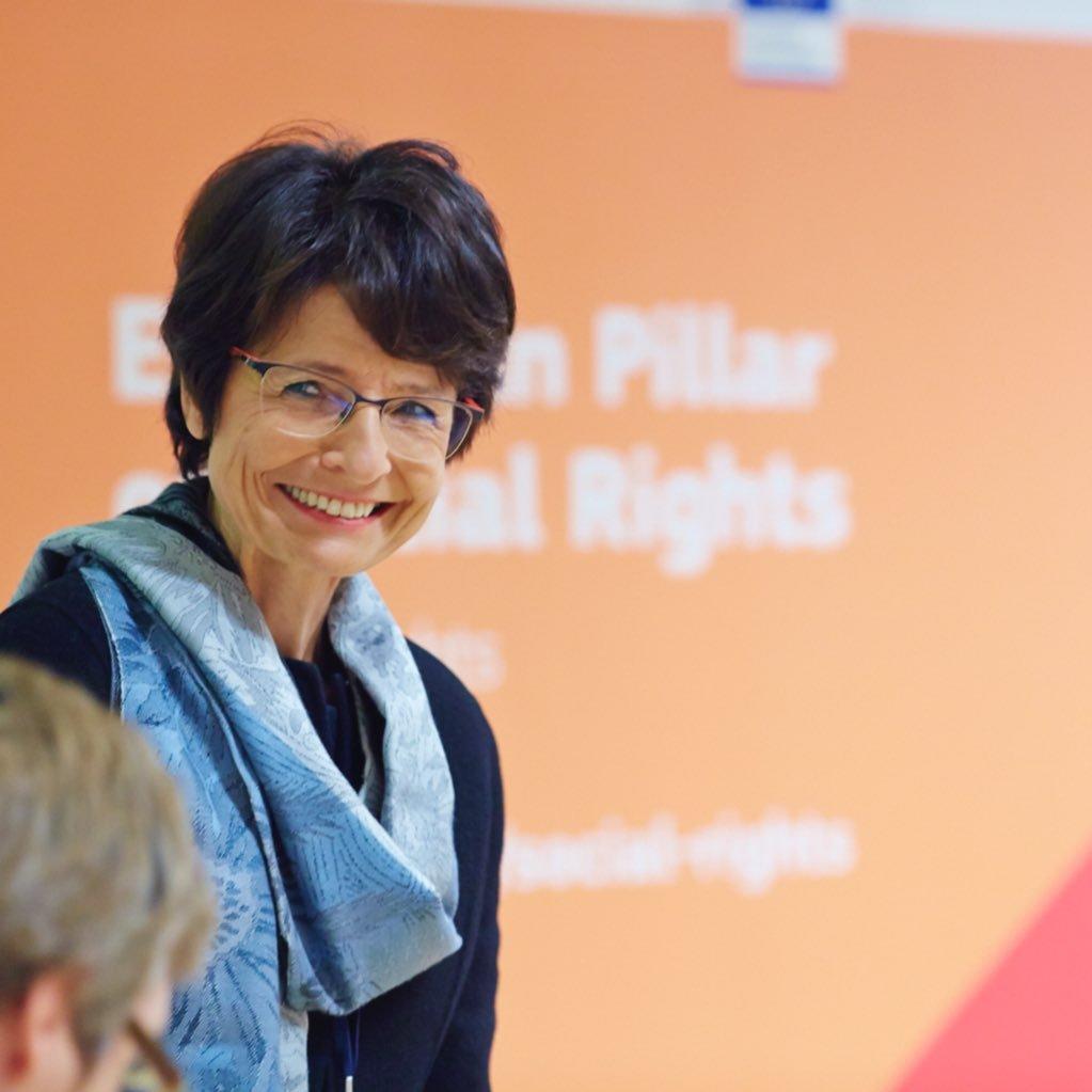 """Vaizdo rezultatas pagal užklausą """"Marianne Thyssen"""""""