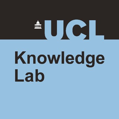 Image result for UCL Knowledge Lab
