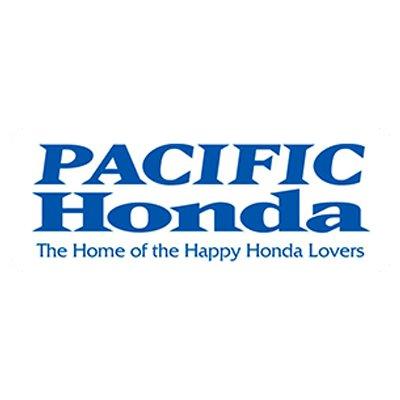 Pacific Honda logo