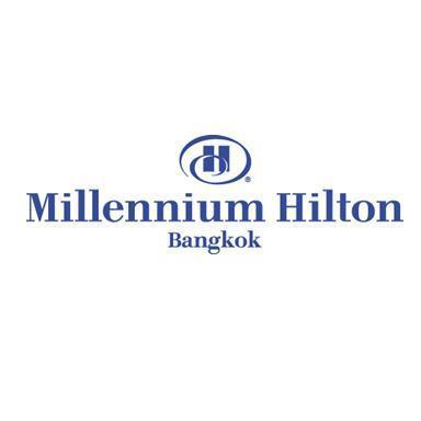 ผลการค้นหารูปภาพสำหรับ Millennium Hilton logo