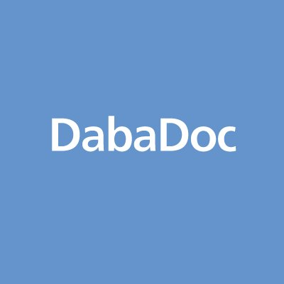 DabaDoc on Twitter:
