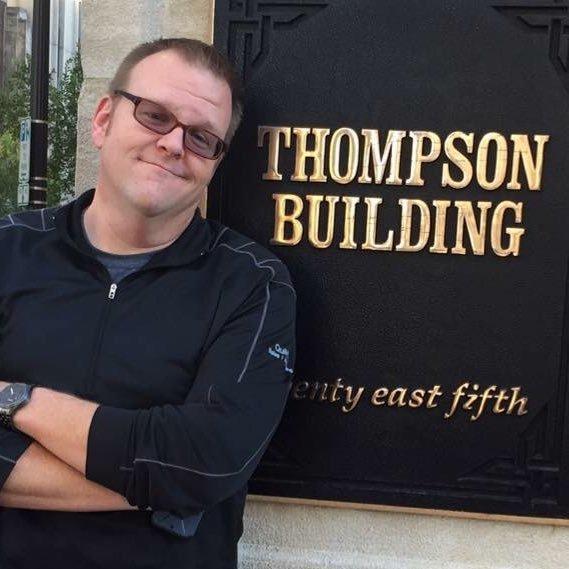 Brandon Thompson