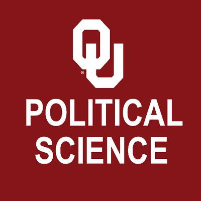ou political science on twitter show your support for oklahoma
