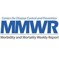 MMWR (@CDCMMWR) Twitter profile photo