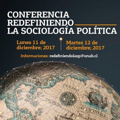Conferencia Redefiniendo la Sociología Política
