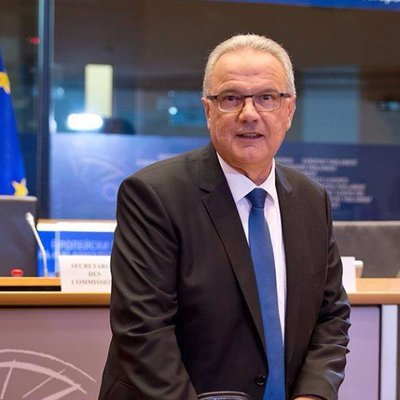 Neven Mimica (@MimicaEU) Twitter profile photo