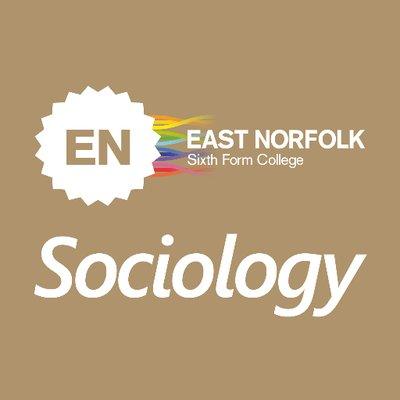 East Norfolk Sociology (@EN_Sociology) Twitter profile photo