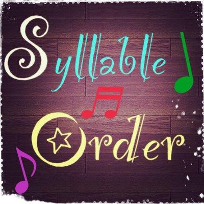 Syllable Order(シラブルオーダ...