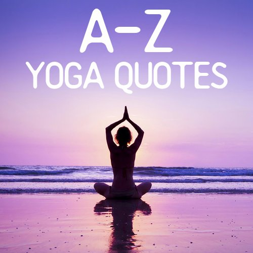 A-Z Yoga Quotes on Twitter: \