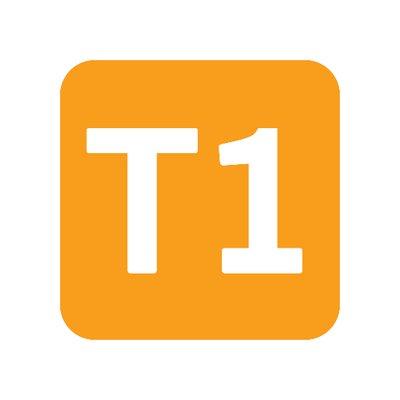 t1 line