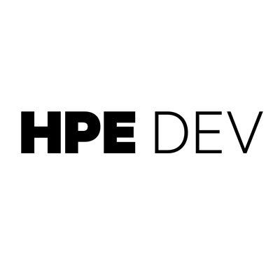 @HPE_DevCom