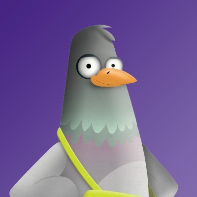 """Funky Pigeon on Twitter: """"@wesleymead If you log out of ..."""